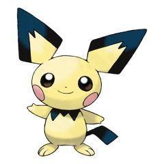 Pichu Pokémon GO