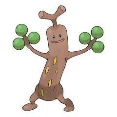 Sudowoodo Pokémon GO