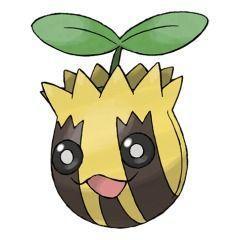 Sunkern Pokémon GO