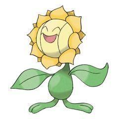 Sunflora Pokémon GO