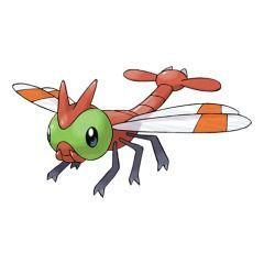 Yanma Pokémon GO