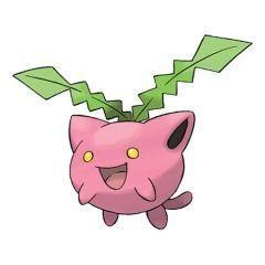 Hoppip Pokémon GO