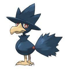 Murkrow Pokémon GO