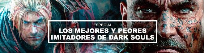 Los mejores y peores imitadores de Dark Souls