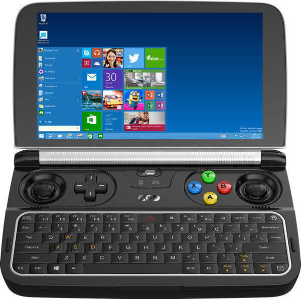this is GPD Win 2, the portable pocket to play