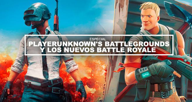Cómo Jugar A Playerunknown S Battlegrounds En Android: Playerunknown's Battlegrounds Y Los Nuevos Battle Royale