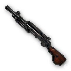 DP-28, Armas PUBG