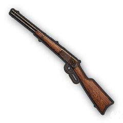 Winchester 1894, Armas PUBG
