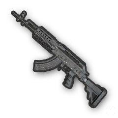 M762, Armas PUBG