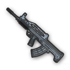 QBZ95, Armas PUBG