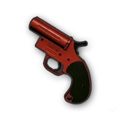 Pistola de bengalas, Armas PUBG
