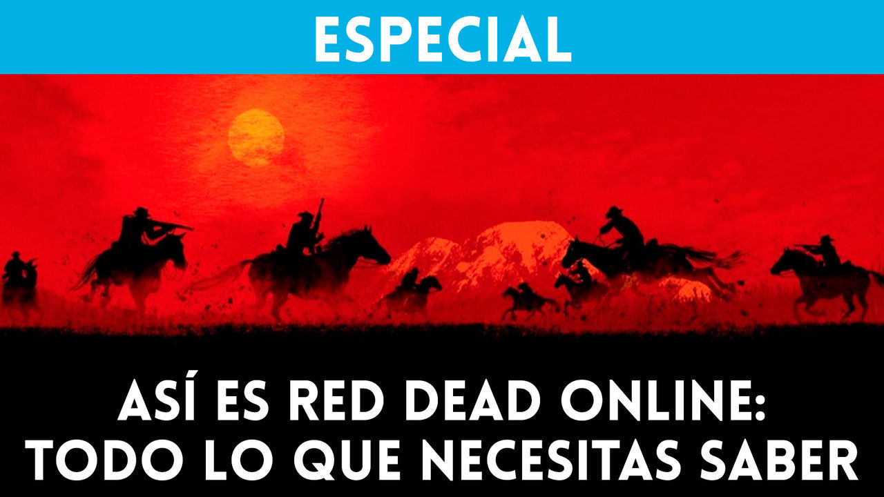 this is Red Dead Online: Everything you need to know