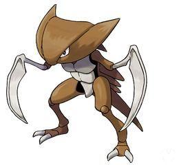 Kabutops en Pokémon Let's Go