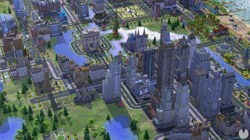 SimCity BuildIt - Fondo de ciudad 2