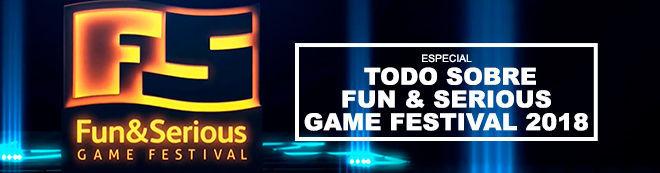 Todo sobre Fun & Serious Game Festival 2018