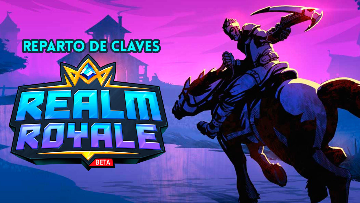 Participate with Vandal in the closed beta of Realm Royale on PS4 and Xbox One