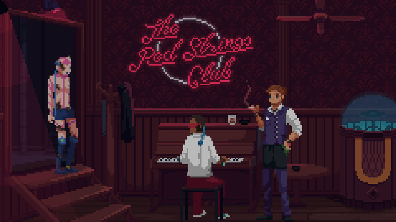 The Red Strings Club BSO