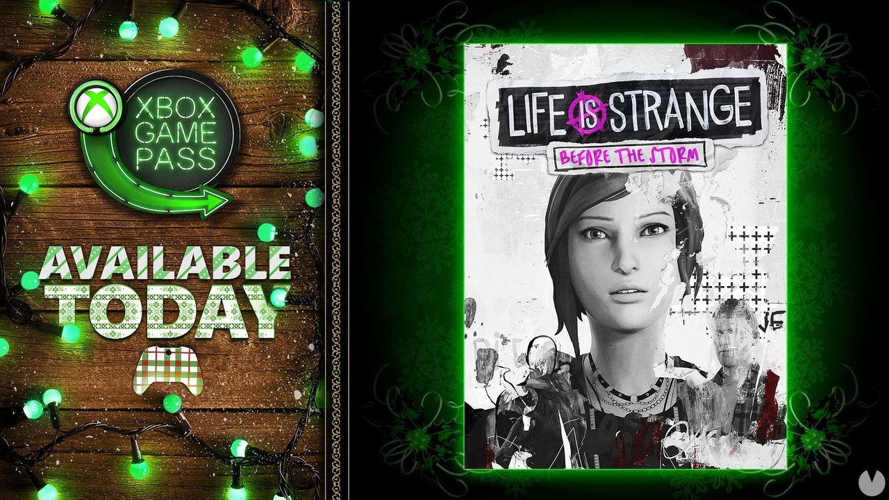 Life is Strange: Before the Storm arrives to Xbox Game Pass