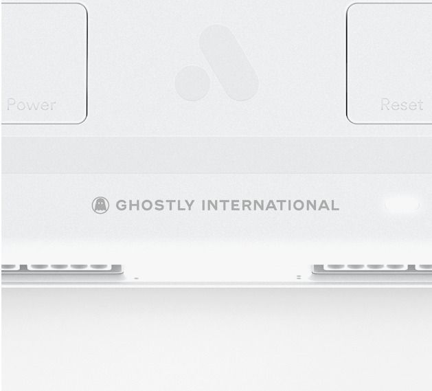 Ghostly x Analogue Super Nt: A special edition of this console retro SNES