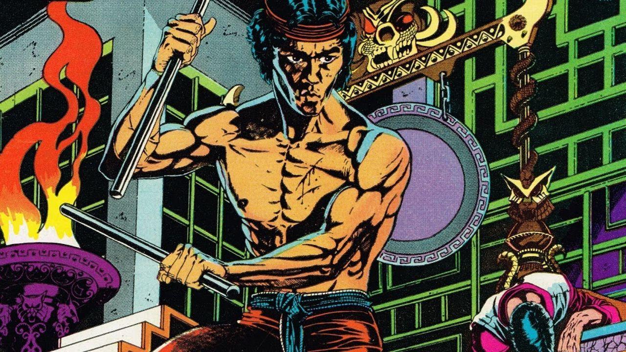 Shang-Chi será la primera película con protagonista asiático de Marvel Studios