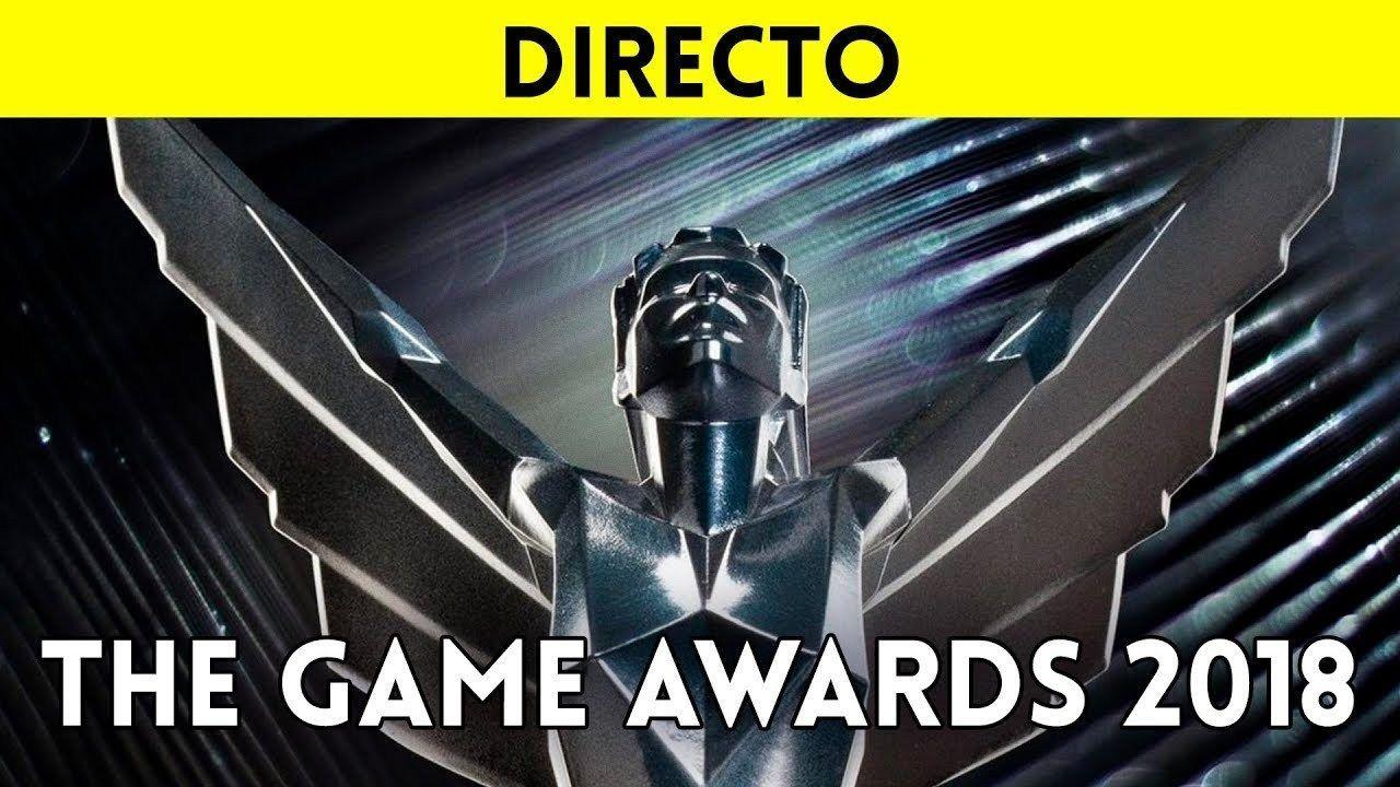 Sigue aquí en directo a partir de la 01:30 The Game Awards 2018