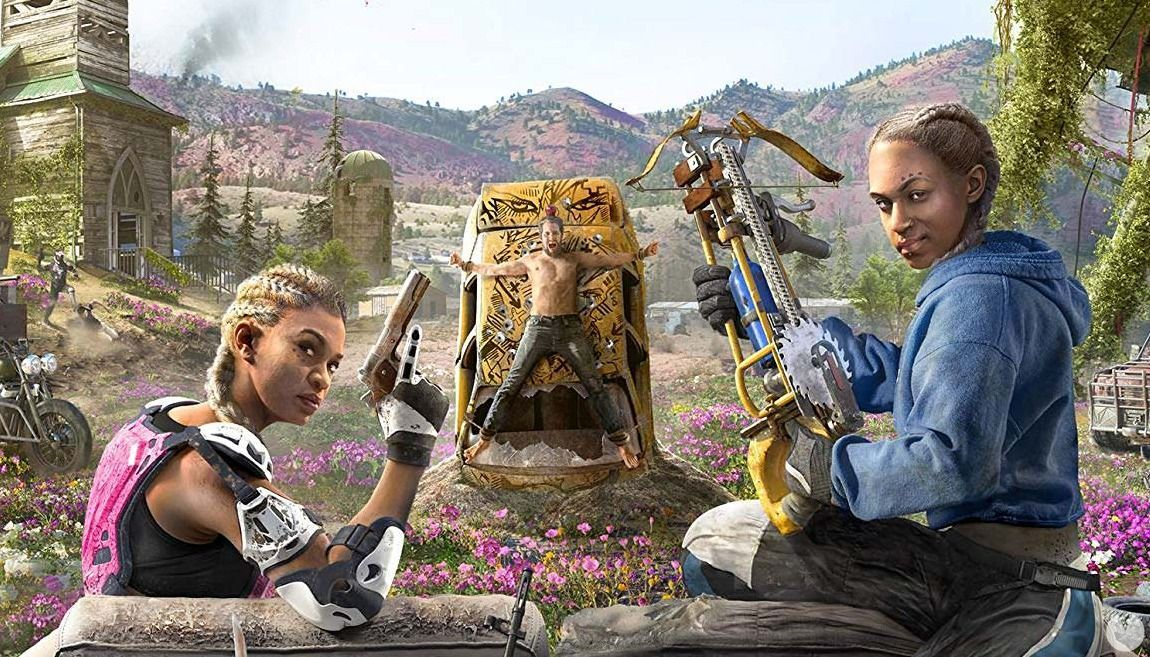 Far Cry: a New Dawn gets a trailer and will arrive the 15 of February One, PS4 and PC