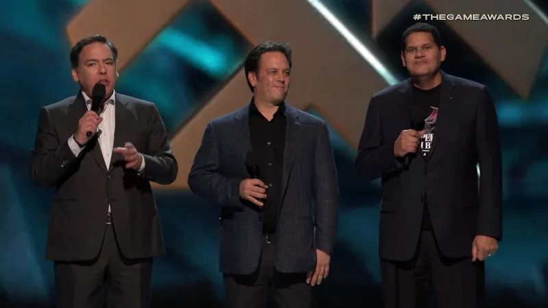 Resumen ganadores The Game Awards 2018