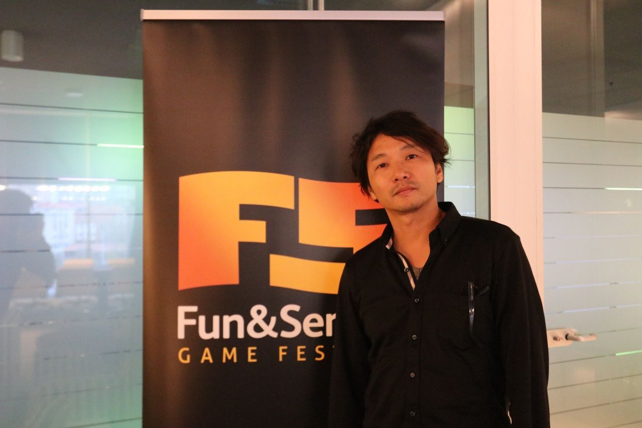 Fumito Ueda: 'The title of which I keep a memory that is special ICO'