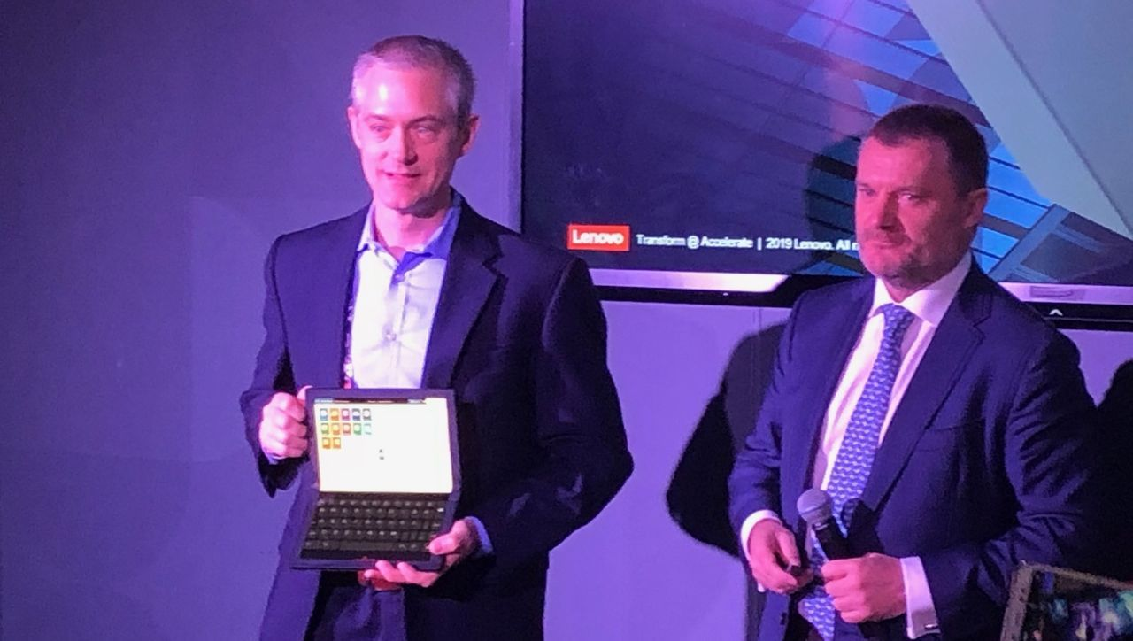 Lenovo introduces its latest innovations in the Accelerate 19