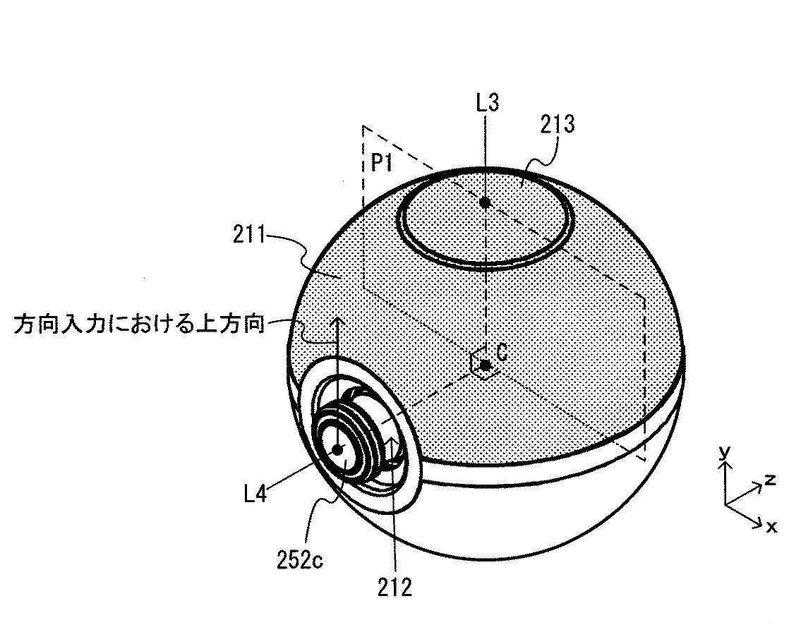 Nintendo registered five patents related to the peripheral PokéBall Plus