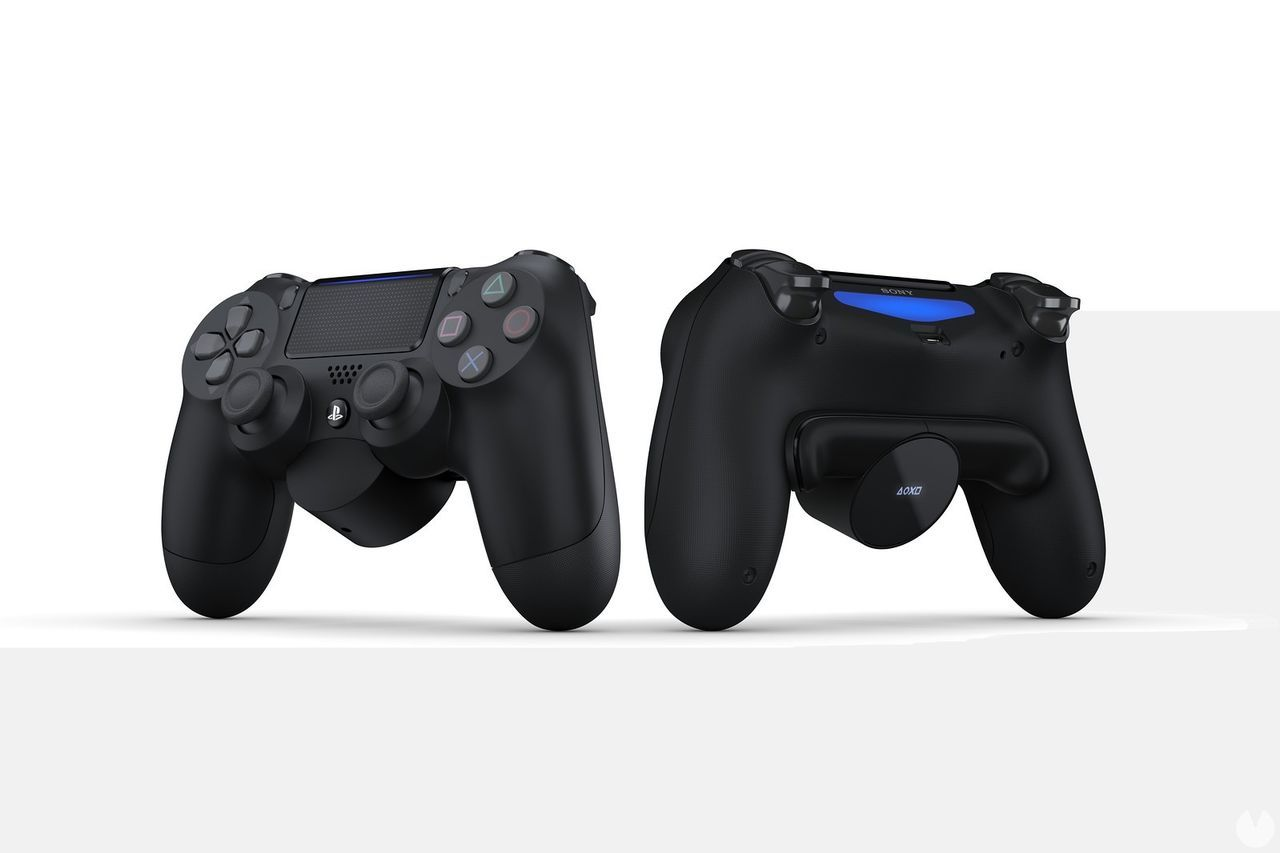 DualShock 4 will release a accessory official in the form of a button back in February