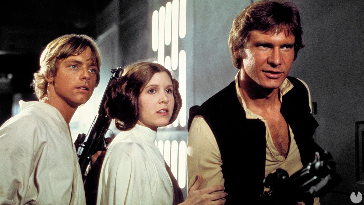 Orden de Star Wars por fecha de estreno