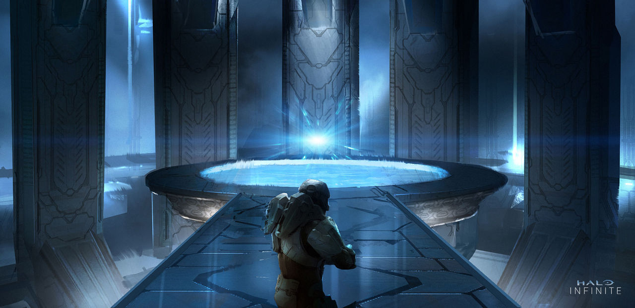 Halo Infinite: The customization content to the fans of Halo: Reach