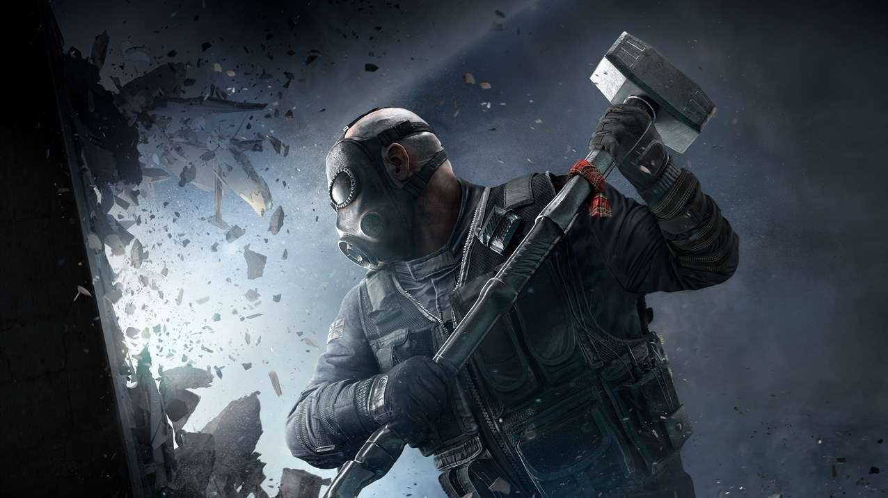 Rainbow Six Siege gives all the players a operator free by Christmas