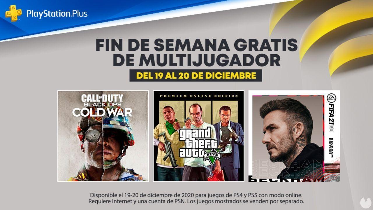 Ps4 Y Ps5 Fin De Semana De Juego Online Ps Plus Gratuito El 19 Y 20 De Diciembre Vandal