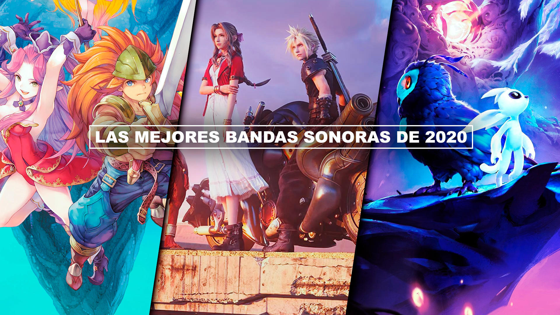 Las Mejores Bandas Sonoras De Videojuegos De 2020