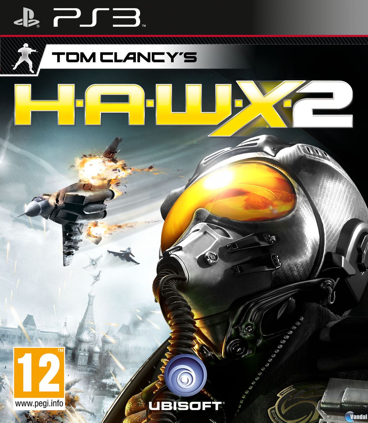 Tom Clancy's H.A.W.X.2 SEMINUEVO