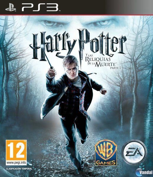 Harry Potter Y Las Reliquias De La Muerte Parte 1 Toda La