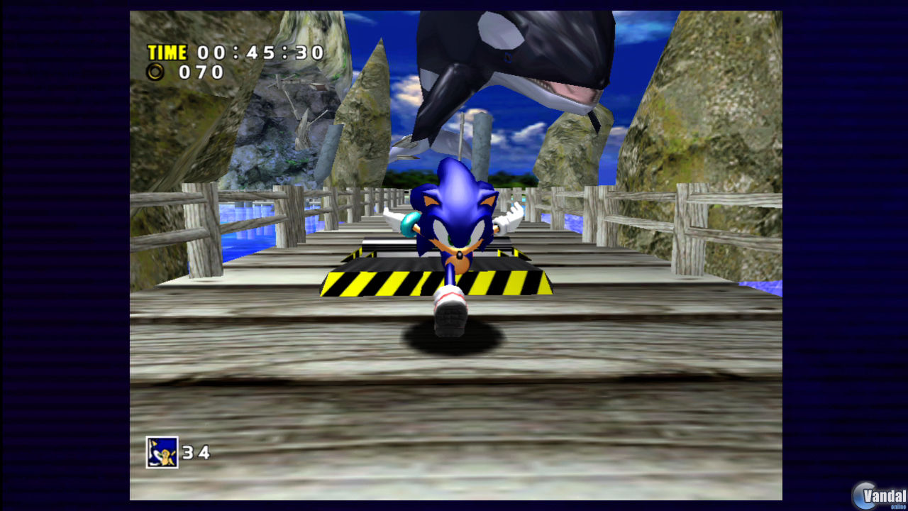 the director of sonic team is interested in a remake of sonic