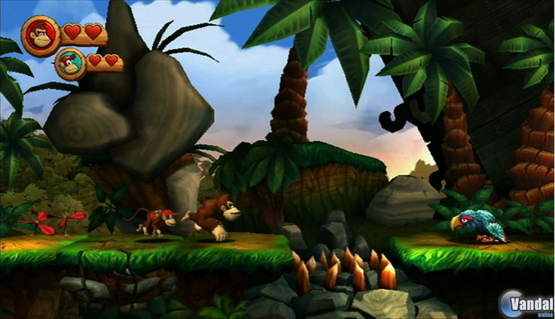 China will receive Donkey Kong Country Returns for Nvidia Shield