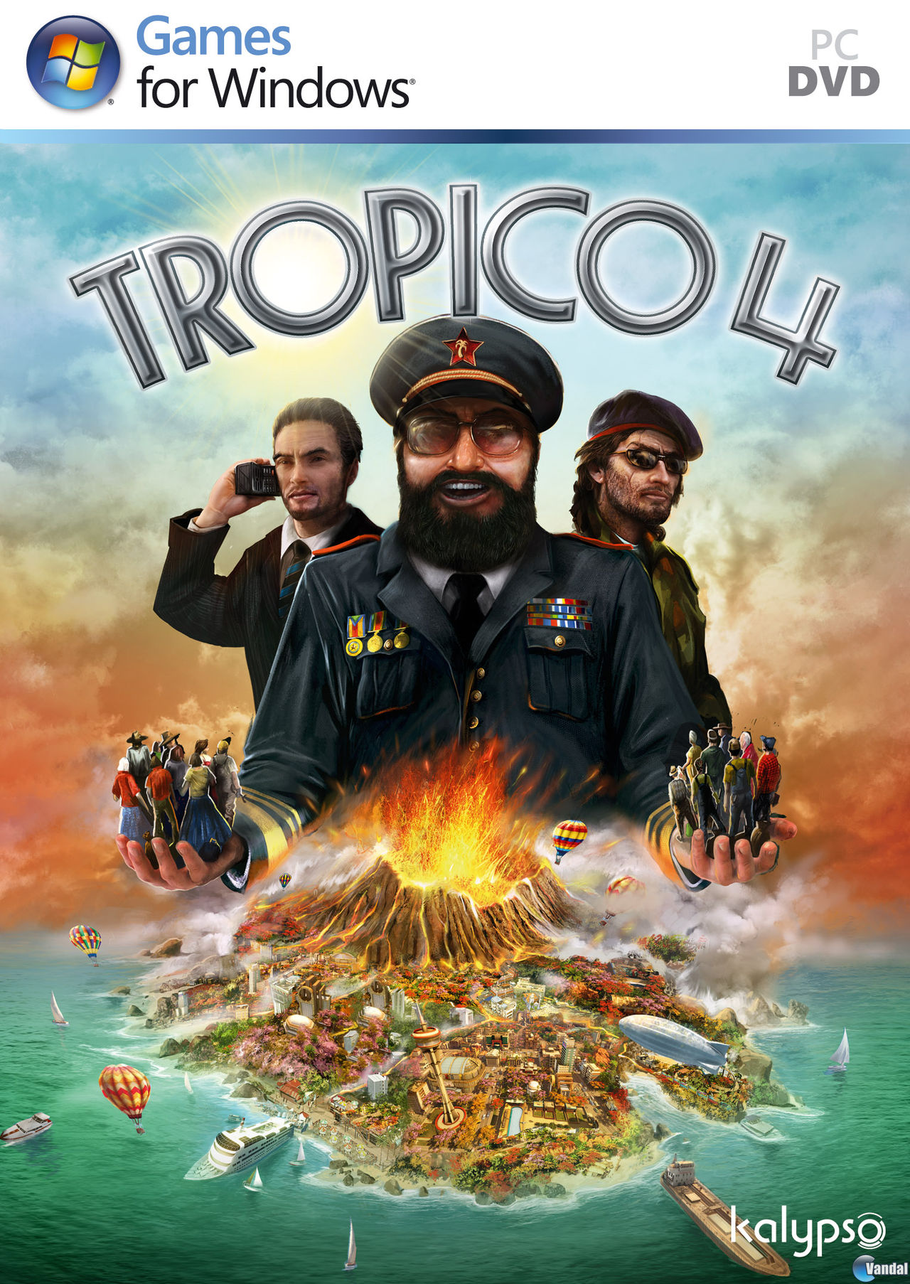 Imagen 6 de Tropico 4 para Ordenador