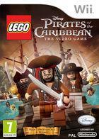 Lego Piratas del Caribe para Wii