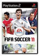 Carátula FIFA 11 para PlayStation 2