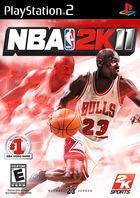 Carátula NBA 2K11 para PlayStation 2