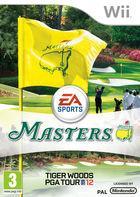 Tiger Woods PGA TOUR 12: The Masters para Wii