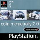 Carátula Colin Mcrae Rally 2 para PS One