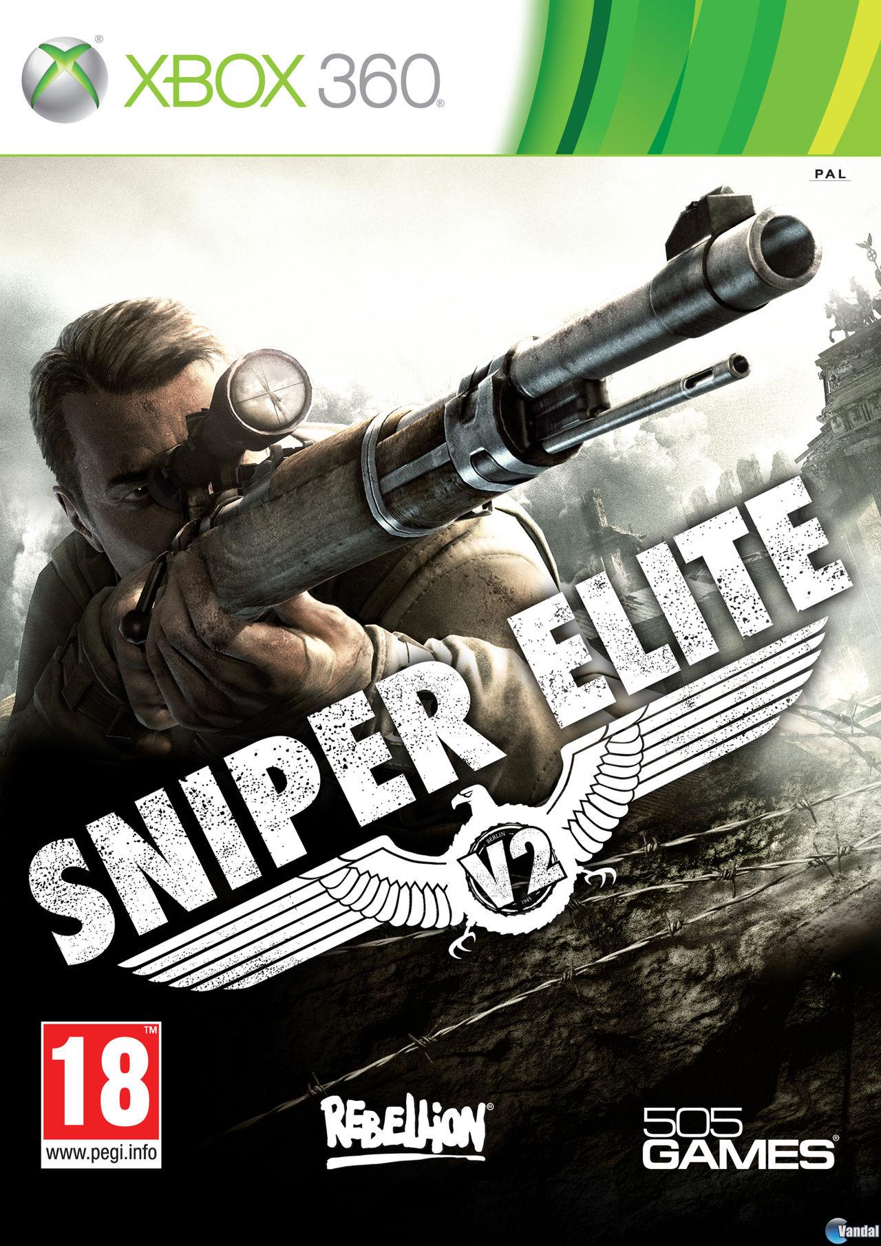 Sniper Elite V2 Toda La Informacion Xbox 360 Ps3 Pc Wii U Vandal