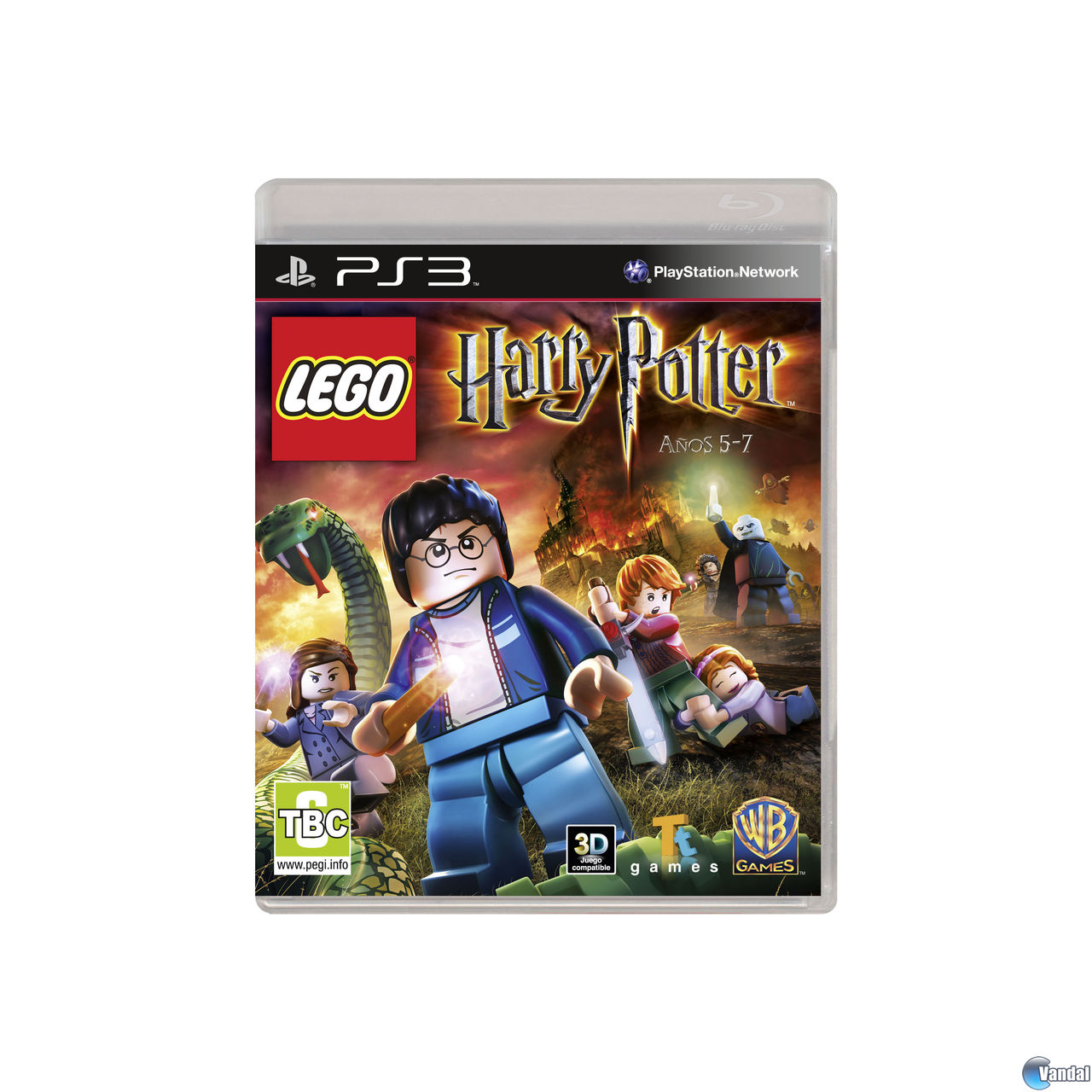Trucos Lego Harry Potter Anos 5 7 Ps3 Claves Guias