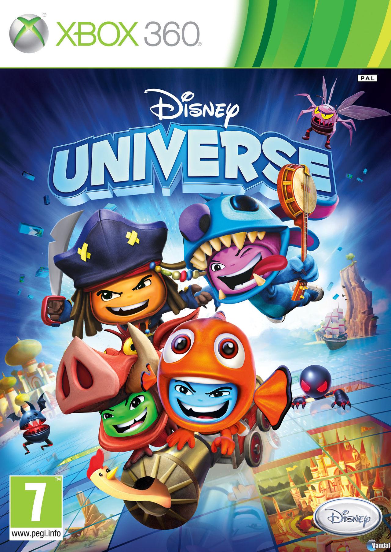 Trucos Disney Universe Xbox 360 Claves Guias