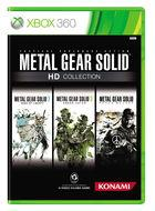 Metal Gear Solid HD Collection para Xbox 360